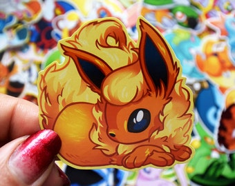 Flareon Sticker