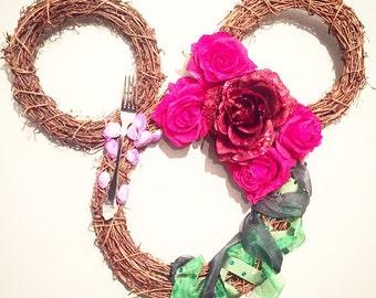 The Little Mermaid Wreath
