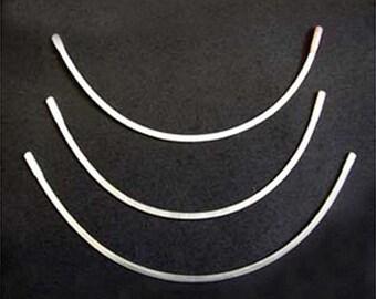 Demi-Underwires 32A - One Pair - Bra Making Supplies