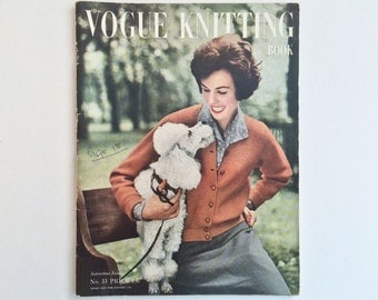 1950s Vogue Knitting Book no.51