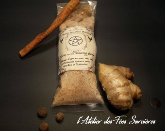Mix ceremonial /spice mix of spices for hot drinks for ceremonial drinks hot