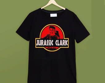 Jurassic Clark Jeremy Clarkson Black T Shirt