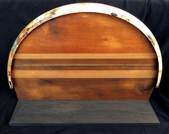 Vintage Bicycle Fender Shelf (large)