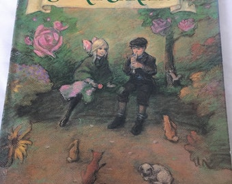 "Vintage 1987 ""The Secret Garden"" book"