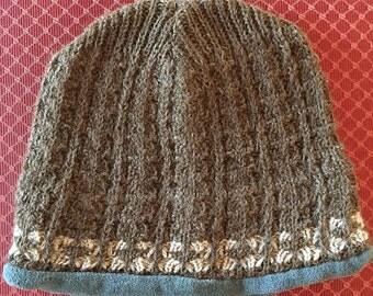 The Alpaca Tuckerman Hat
