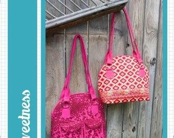 Bye Bye Love Bag Patterns