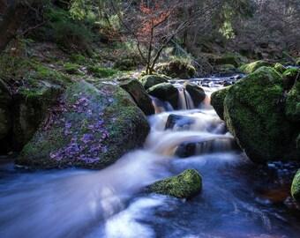 Wyming Brook, Peak District National Park, UK