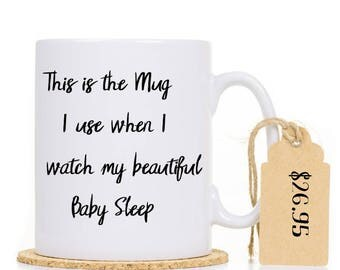 My Beautiful Baby  Mug