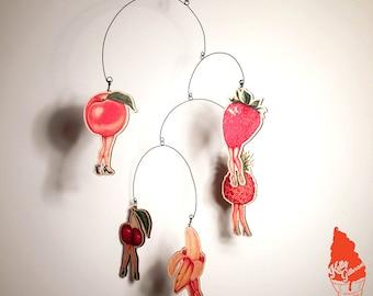 Fruit Girls Mobile