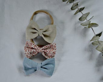 Bow Headband Set for your little darling.