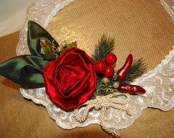 CHRISTMAS DECORATION, Christmas decoration, centerpiece