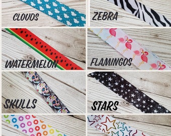 Dummy clips,ribbon dummy clip,ribbon dummy clip,made to order,baby gift - baby boy - baby girl - toddler - baby shower - custom orders taken