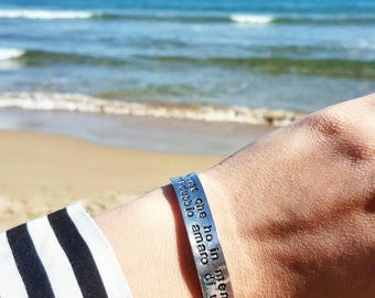 Gift IDEA High Rigid bracelet