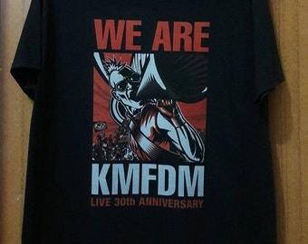 KMFDM - We Are KMFDM (Live 30th Anniversary)