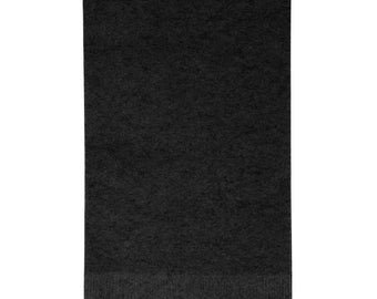 50 Ct 3-Ply Black Dinner Napkins, Party Supplies, Wedding Supplies, Wedding, Party, Bachelorette Party, Baby Shower, Tableware