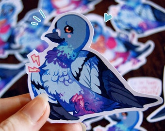 Hatoful Boyfriend Ryouta Kawara Sticker Pack