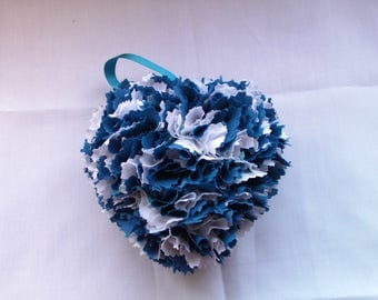 Tatty Fabric Heart