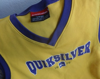 Quicksilver tank top size L