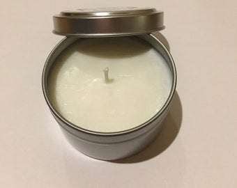 6oz 100% Soy Wax Candle