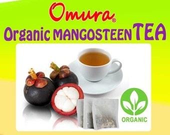 Omura ORGANIC MANGOSTEEN TEA