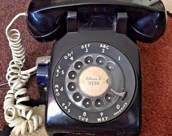 Vintage Western Electric Telephone 500 series