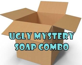 Ugly Mystery Soap Combo