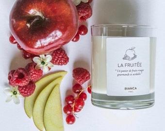 Scented candle the Fruitee - Bianca Paris