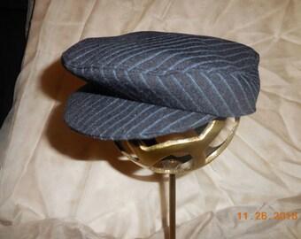 Baby hat, baby boy hat, baby boy flat cap, photo prop