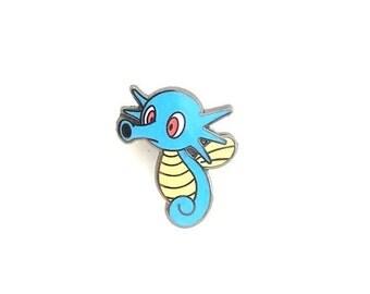 Horsea Lapel Pin