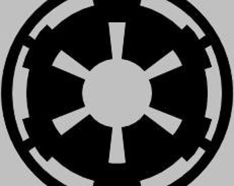 Galactic Empire Adhesive Decal