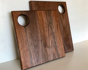 Walnut Cutting Serving Board