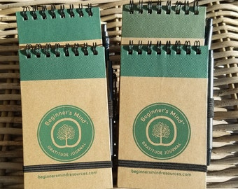 Gratitude Journals 4-pack