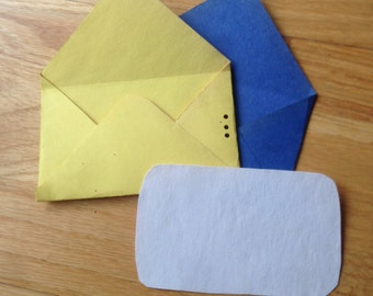 Envelopes and Cards