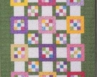 Tile Tango Quilt Pattern By Atkinson Designs