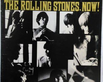 Rolling Stones Now Orig Lp Jagger London