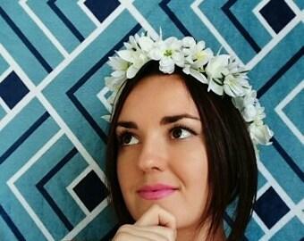 Purity Flower Crown