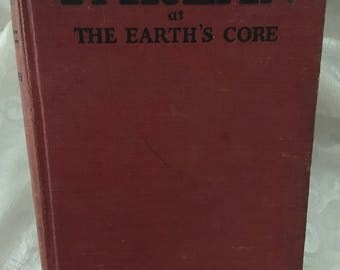 Tarzan at the Earth's Core by Edgar Rice Burroughs