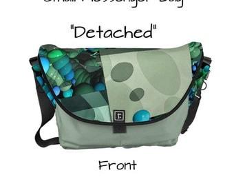 """Messenger Bag - """"Detached"""" - Great gift item!"""