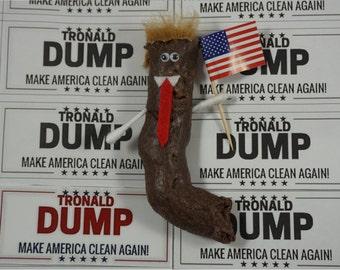 The Tronald Dump Poop Soap!