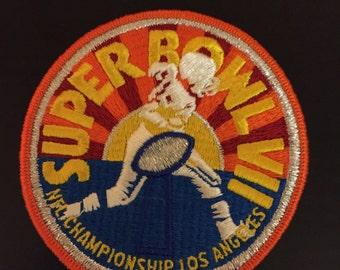 Super Bowl 7 (VII), Patch