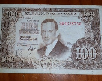 Currency Spain