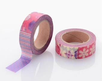 Washi Tape - Decorative Tape - Paper Tape - Planner Tape