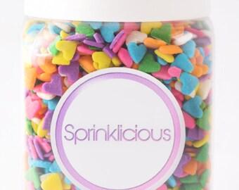 SALE Heart Confetti