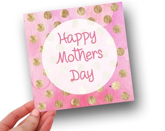 HAPPY MOTHERS DAY// Mothers day Card