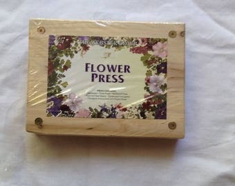 Flower Press by The Webster Group