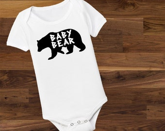Baby Bear, Coming Home Outfit, take home outfits, Onesie, newborn outfit, Baby Newborn, baby girl, baby boy, baby shower gift