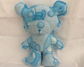 Boo Blue Bear