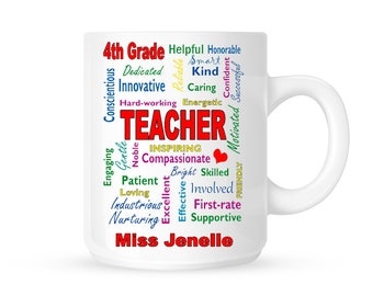 Teacher Gift, Teacher Appreciation, Gift For Teacher, Teacher Gifts, Teacher, Teacher Cup, Teacher Christmas, Thank You Teacher, End of year