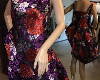Particular cut dress