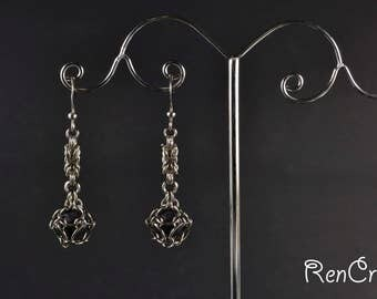 Chainmail Jewelry,  Earrings